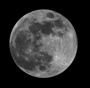 Pleine Lune par Evelyne D.