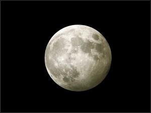 Eclipse de Lune par la pénombre par Laurent L.