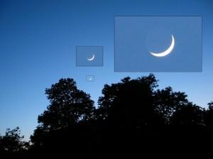 Coucher de Lune par Gilles D.