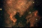 NGC7000 Nébuleuse North América, par Alain G.
