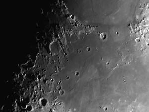 La Lune, par Alain G.